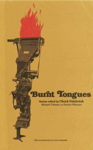 Burnt Tongues - Chuck Palahniuk, Richard   Thomas, Dennis Widmyer