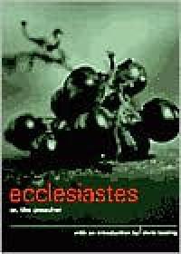 Ecclesiastes, or The Preacher - Anonymous, Doris Lessing