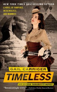 Timeless  - Gail Carriger