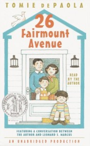 26 Fairmount Avenue: What a Year! (Audio) - Tomie dePaola