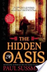 The Hidden Oasis - Paul Sussman