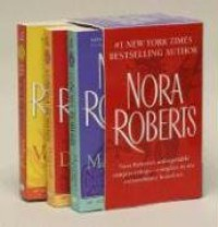 The Circle Trilogy: Morrigan's Cross / Dance of the Gods / Valley of Silence - Nora Roberts