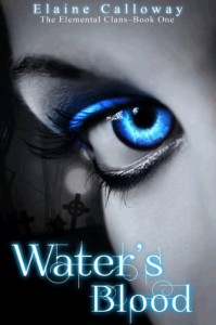 Water's Blood (The Elemental Clans #1) - Elaine Calloway