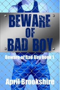 Beware of Bad Boy - April Brookshire