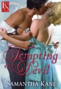 Tempting a Devil (The Saint's Devils #2) - Samantha Kane