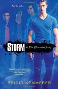 Storm (Elemental) - Brigid Kemmerer