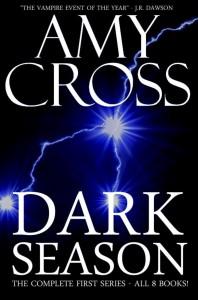 Dark Season: The Complete First Series (Dark Series, #1-8) - Amy Cross