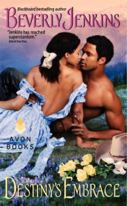 Destiny's Embrace - Beverly Jenkins