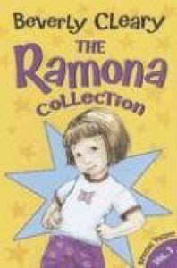 The Romana Collection: Ramona the Brave / Ramona the Pest / Beezus and Ramona / Ramona Quimby - age 8 - Beverly Cleary