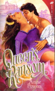 Queen's Ransom - Anne Powers