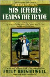 Mrs. Jeffries Learns the Trade - Emily Brightwell