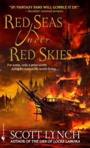 Red Seas Under Red Skies - Scott Lynch