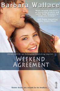 Weekend Agreement - Barbara  Wallace