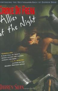 Allies of the Night (Cirque Du Freak, #8) - Darren Shan