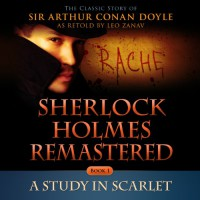 A Study in Scarlet -  'Leo Zanav',  Arthur Conan Doyle