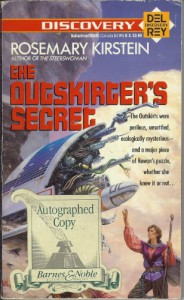 The Outskirter's Secret - Rosemary Kirstein, Rosemary Kiestein