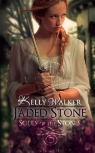 Jaded Stone (Souls of the Stones, #4) - Kelly Walker