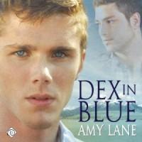 Dex in Blue - Sean Crisden, Amy Lane