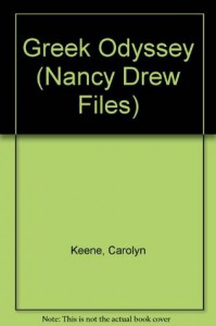 Greek Odyssey - Carolyn Keene, Anne Greenberg