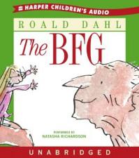 The BFG - Roald Dahl, Natasha Richardson