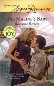 The Marine's Baby - Rogenna Brewer
