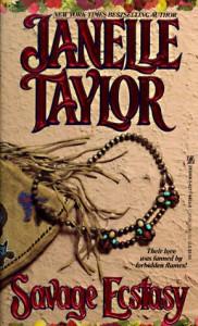 Savage Ecstasy - Janelle Taylor