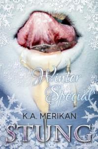 Stung: Winter Special (Zombie Gentlemen) - K.A. Merikan