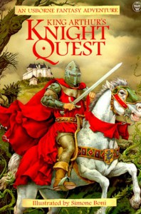 King Arthurs Knight Quest (Fantasy Adventures Series) - Andy Dixon