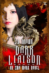 Dark Liaison - J.D.  Brown
