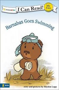Barnabas Goes Swimming - Royden Lepp