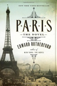 Paris: The Novel - Edward Rutherfurd