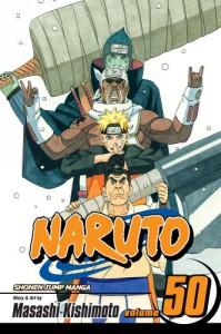 Naruto, Vol. 50:  Water Prison Death Match (Naruto, #50) - Masashi Kishimoto
