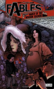 Fables, Vol. 4: March of the Wooden Soldiers - Craig Hamilton, Mark Buckingham, Steve Leialoha, Bill Willingham, P. Craig Russell