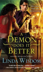A Demon Does It Better - Linda Wisdom