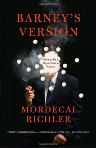 Barney's Version (Vintage International) - Mordecai Richler