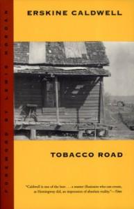 Tobacco Road - Erskine Caldwell, Lewis Nordan