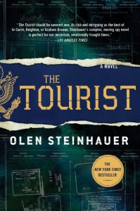 The Tourist - Olen Steinhauer