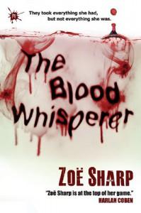 The Blood Whisperer - Zoë Sharp
