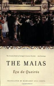 The Maias - Eça de Queirós, Margaret Jull Costa