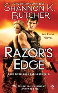 Razor's Edge - Shannon K. Butcher