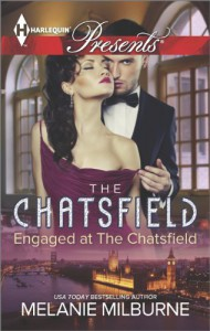 Engaged at The Chatsfield - Melanie Milburne