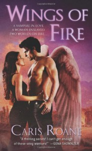 Wings of Fire (Guardians of Ascension) - Caris Roane