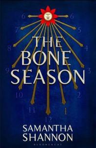 The Bone Season  - Samantha Shannon