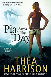 Pia Saves the Day: A Novella of the Elder Races - Thea Harrison