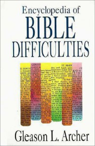 Encyclopedia of Bible Difficulties - Gleason L. Archer Jr.
