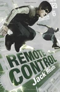Remote Control (Lab (Scholastic Hardcover)) - Jack Heath