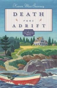 Death Runs Adrift - Karen MacInerney