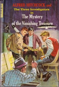 The Mystery of the Vanishing Treasure - Robert Arthur, Alfred Hitchcock, Harry Kane