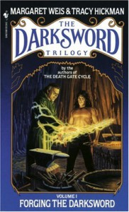Forging the Darksword - Tracy Hickman, Margaret Weis