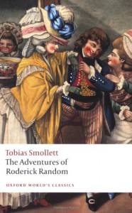 The Adventures of Roderick Random (Oxford World's Classics) - Tobias Smollett, Paul-Gabriel Bouce